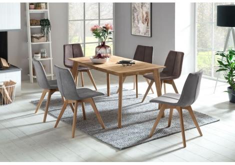 a1655d4d165e5 Jedálenské stoly | We-Tec, moderný bytový nábytok